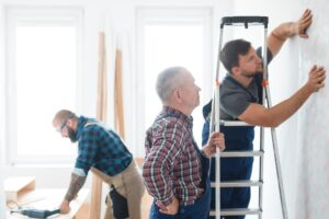 Many homeowners attempt to hire a single contractor to perform a wide variety of renovations
